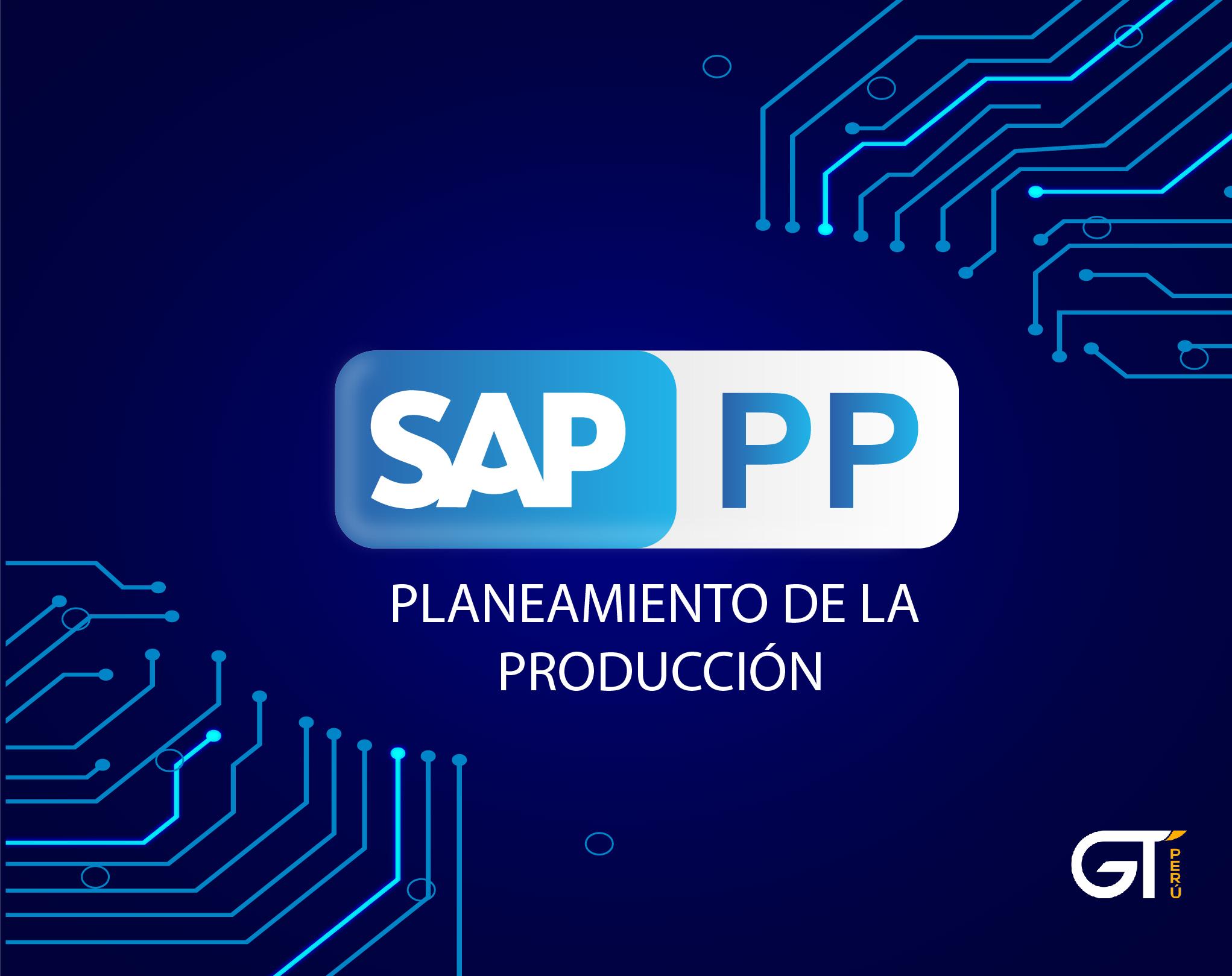 SAP PP