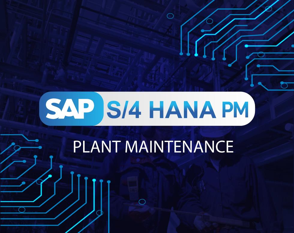 SAP S/4 HANA PM