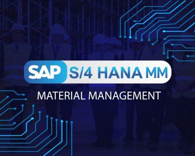 SAP S/4 HANA MM