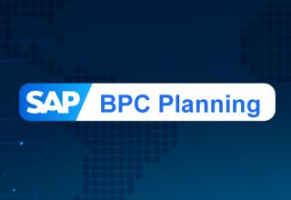 SAP BPC Planning
