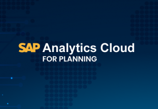 SAP Analytics Cloud for Planning